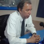 Dr. Juan Ramón Jiménez. Foto de Voces del Periodista