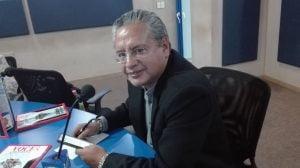 Mario Méndez Acosta. Foto: Twitter