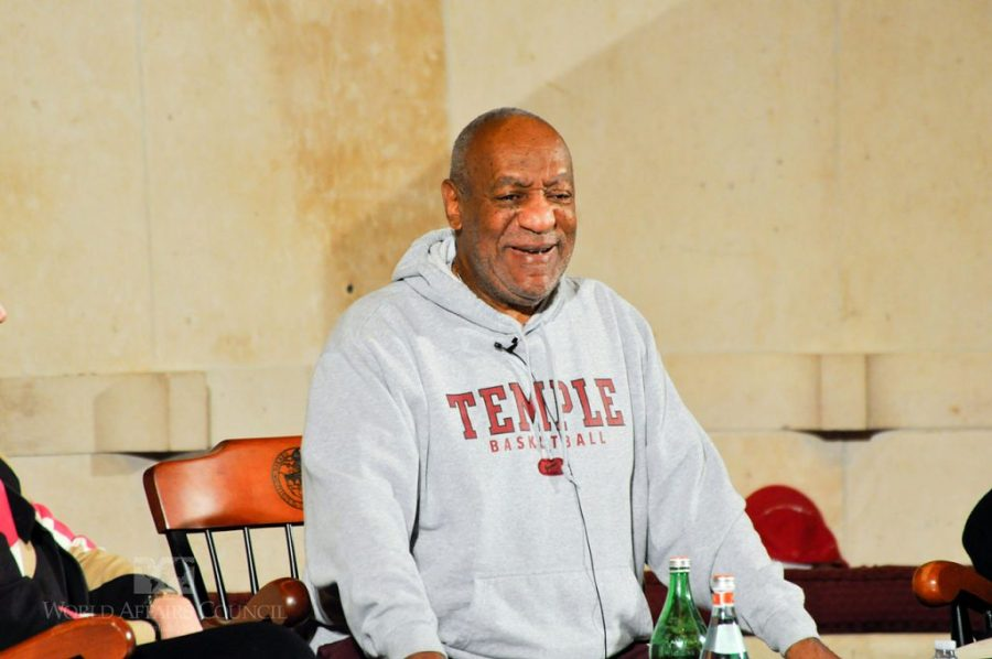 Bill Cosby. Foto: Wikimedia Commons
