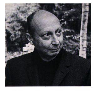 Charles Bettelheim. Foto: Especial