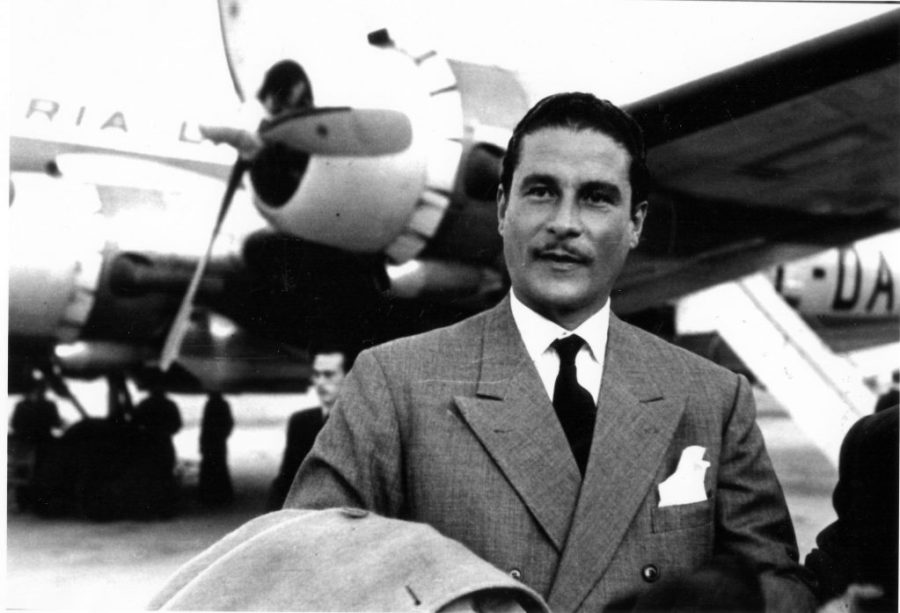 Errol Flynn. Foto: Commons Wikiiimedia