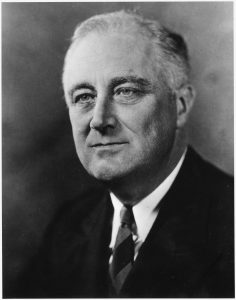 Franklin Delano Roosevelt. Foto: Wikimedia Commons
