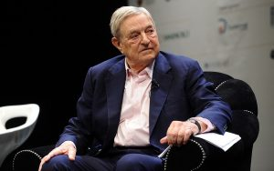 George Soros. Foto: Wikimedia Commons