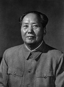 Mao Tse Tung. Foto: Wikimedia Commons