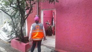 Foto: Secretaría de Protección Civil de la CDMX