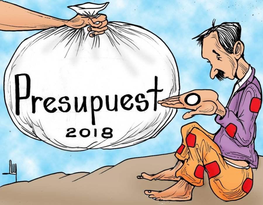 Presupuesto 2018. Luy