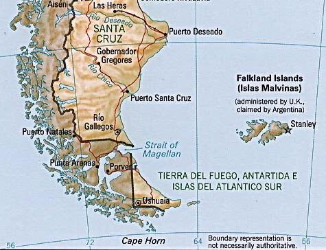 Patagonia austral. (Flickr)