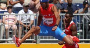 Javier Culson ya está clasificado para los Juegos Olímpicos de Río de Janeiro.
