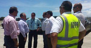 Legislatura realiza investigación sobre el Plan de Desarrollo y Mercadeo del aeropuerto ponceño.