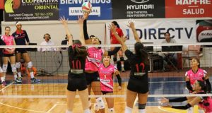 Las Leonas de Ponce y Criollas de Caguas se enfrentaron en la ronda semifinal.