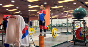 Para Lely Burgos, Río 2016 representa la segunda ocasión que representa a Puerto Rico en una Olimpiada.