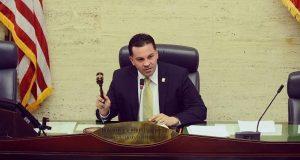 La ratificación de Luis Elí Torres Monsegur como candidato al Distrito 23 se llevó a cabo durante una asamblea de delegados en el Comité del PPD en Ponce.