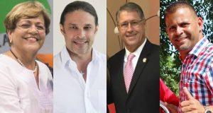 Los alcaldes de Ponce, Adjuntas, Cabo Rojo y Arroyo prevalecieron en las Elecciones 2016.