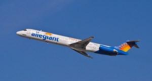 Allegiant Air es una compañía estadounidense. (Flickr / InSapphoWeTrust)