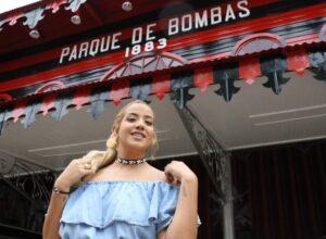 Valeria Cid espera poder darse a conocer a través de los temas de su disco.