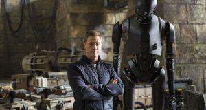 Alan Tudyk, quien dio vida con su voz al robot K-2SO en el filme Rogue One: A Star Wars Story, será uno de los invitados del evento.