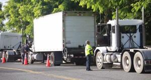 La CSP realiza la inspección junto a agencias estatales y federales. (Suministrada)