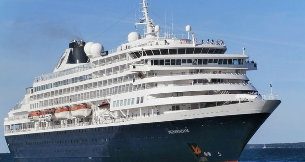 El crucero Prinsendam pertenece a la línea Holland America. (Suministrada)
