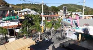 Plaza San Pedro en La Parguera, Lajas. (Voces del Sur)