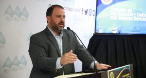 Ingeniero Elí Díaz Atienza, presidente ejecutivo de la Autoridad de Acueductos y Alcantarrillados.