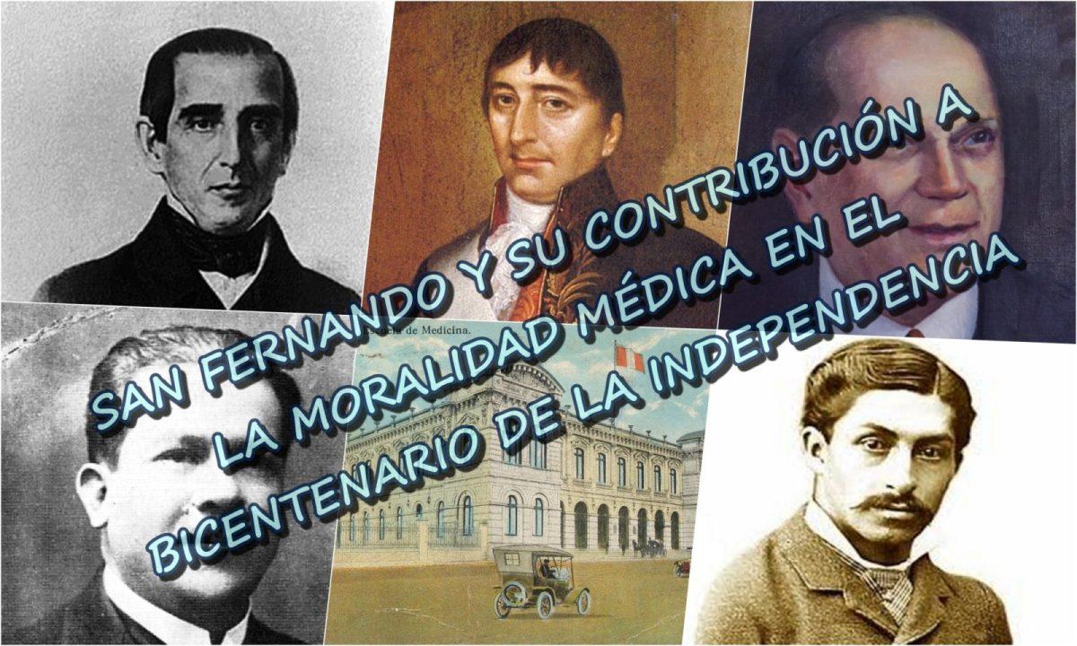 San Fernando y Bicentenario de la Independencia del Perú
