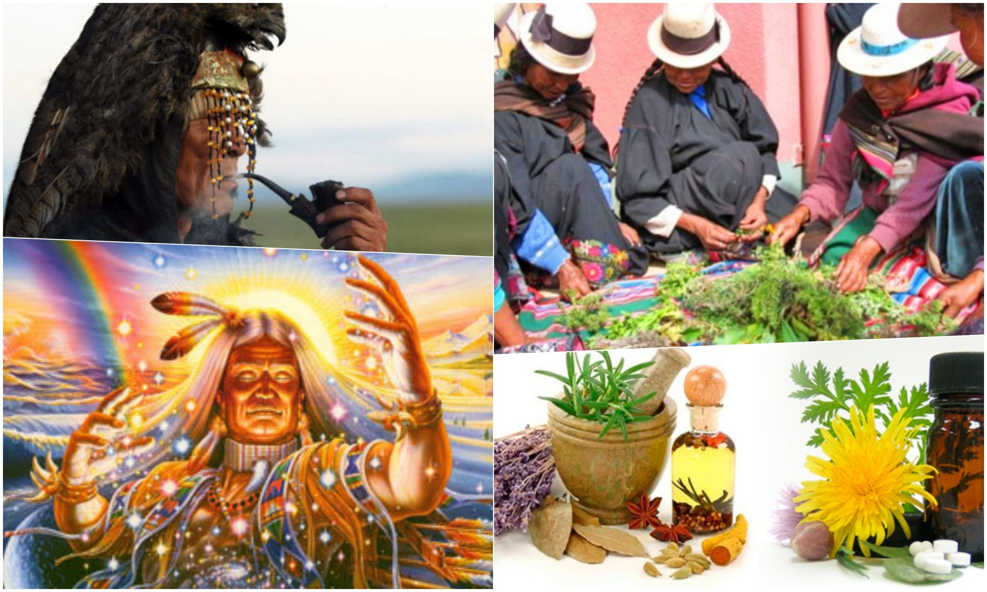 NOTAS SOBRE MEDICINA TRADICIONAL PERUANA