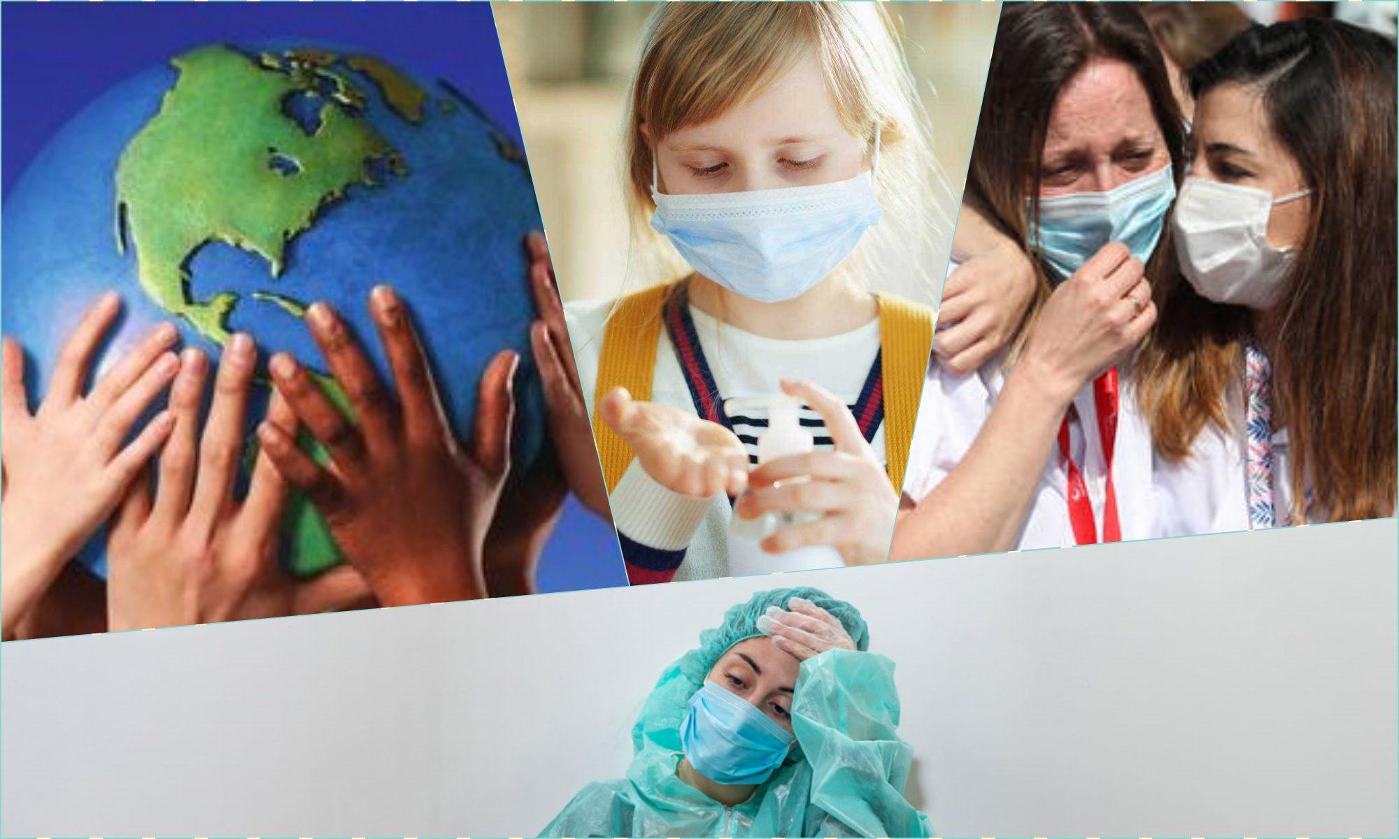 Interdisciplinariedad ante la pandemia y el confinamiento