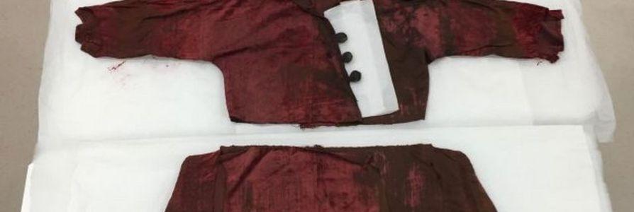 Opnieuw uniek kledingstuk uit 17e-eeuws scheepswrak in museum tentoongesteld