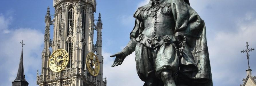 """Antwerpen Barok 2018 """"Rubens inspireert"""""""