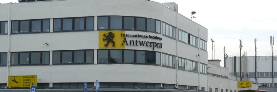 Geschiedenis van de Luchthaven Antwerpen * 5 nov 2021