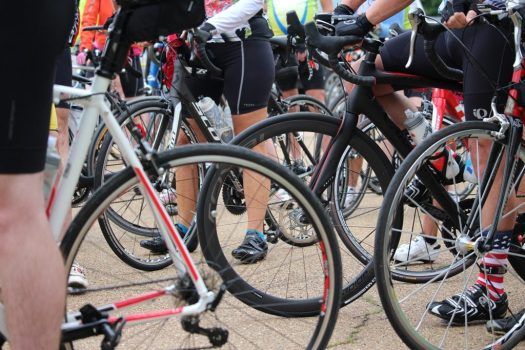 4th Annual Trace Ride on April 18, 2015