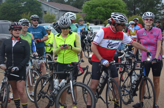 5th Annual Trace Ride