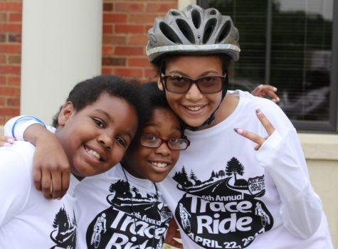 6th Annual Trace Ride was a Success