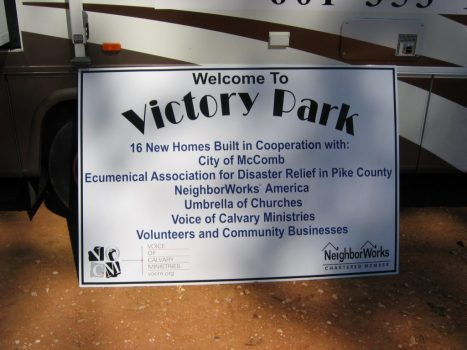 Welcome to Victory Park