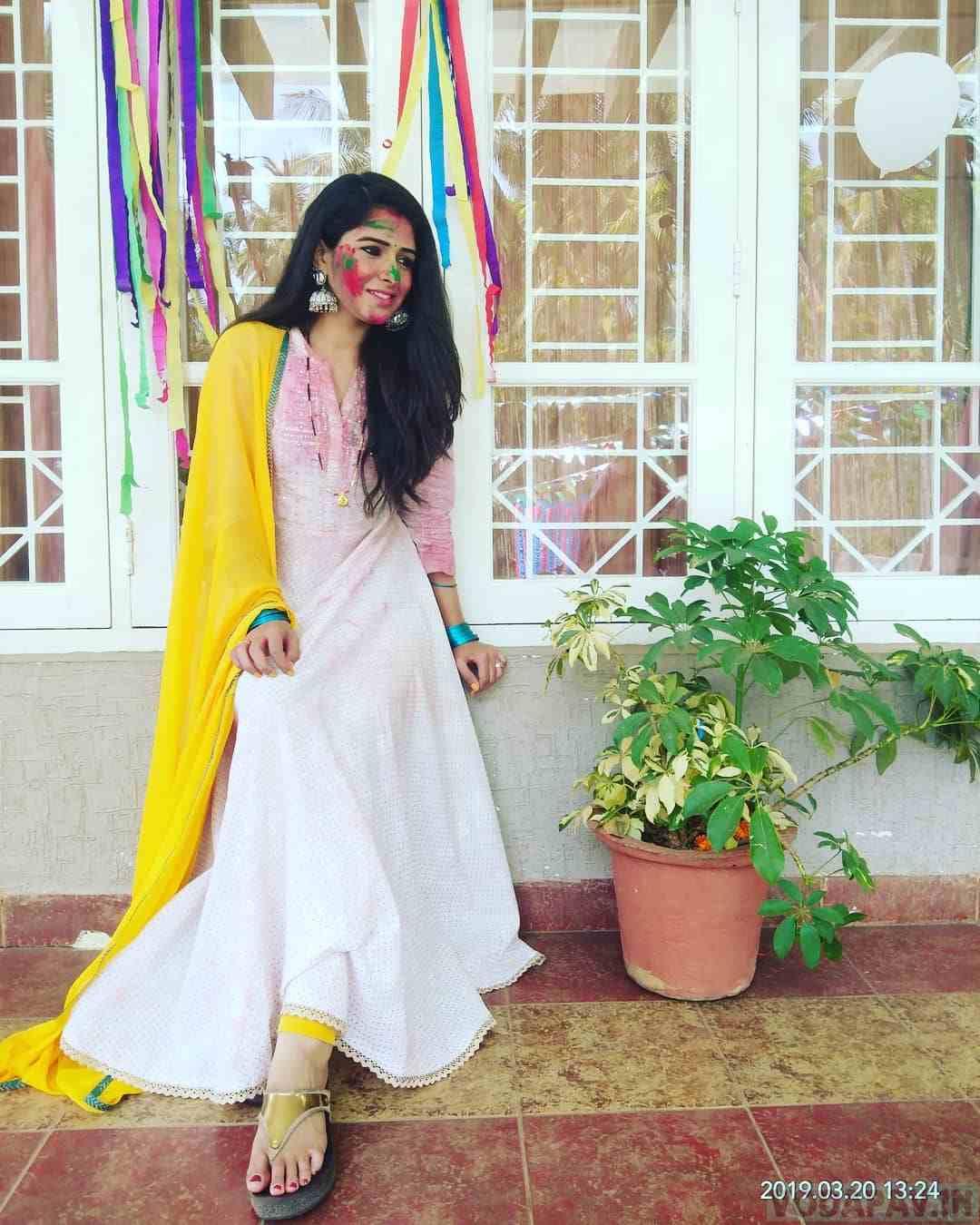 Supritha Sathyanarayan Wiki