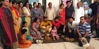 Yuva Rajkumar Marriage Stills