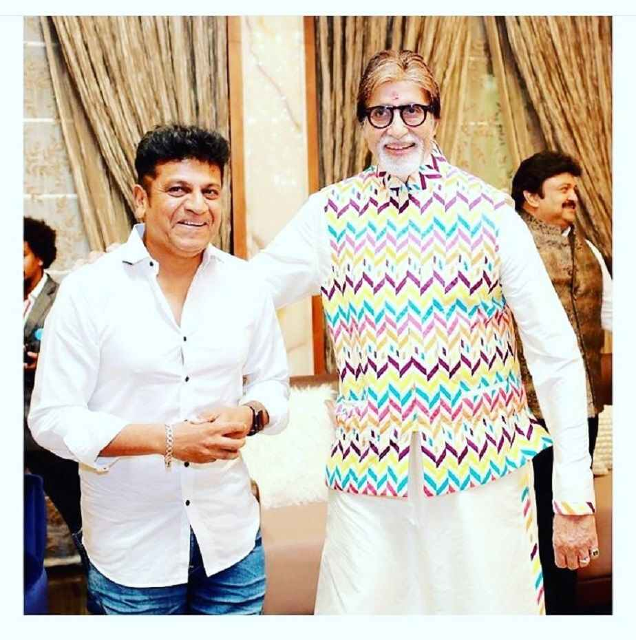 Shivanna and Big B