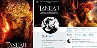 Ajay Devgn Taanhaji