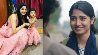 Kushee Ravi daughter