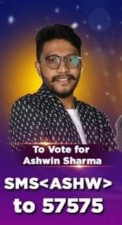 Ashwin Sharma