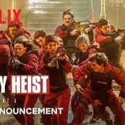 Money Heist Date Announced