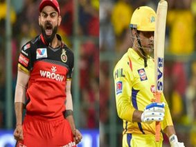 Royal Challengers Bangalore beat Chennai Super Kings by 37 runs