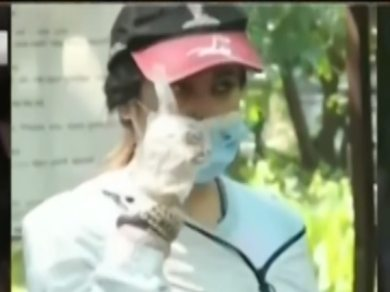 Ekta Kapoor's fitness routine with safety measures