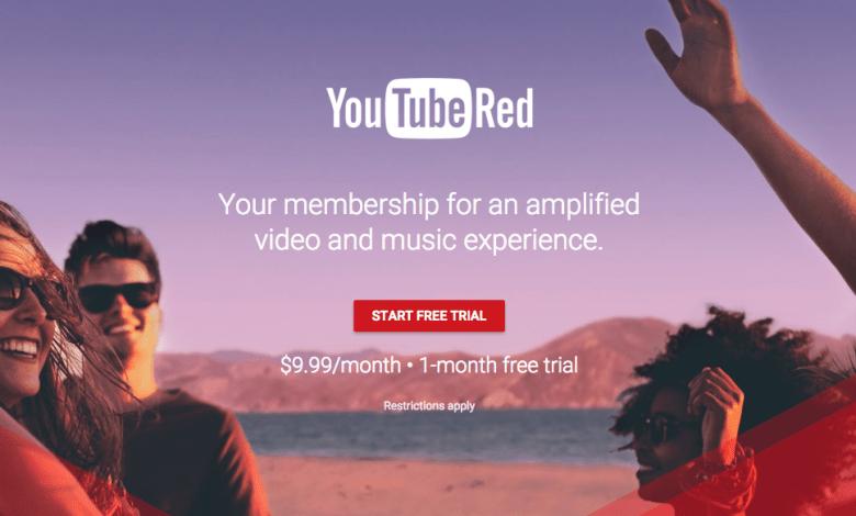Photo of YouTube Red zawita do europejskich krajów