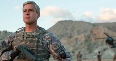 Brad Pitt i Machina wojenna tylko w serwisie Netflix. Sprawdź hity o superbohaterach