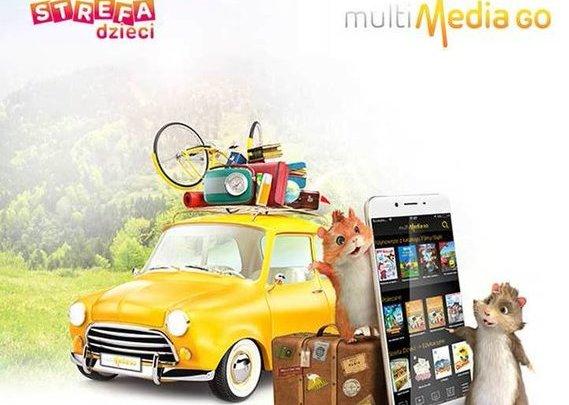 Multimedia GO, Strefa Dzieci