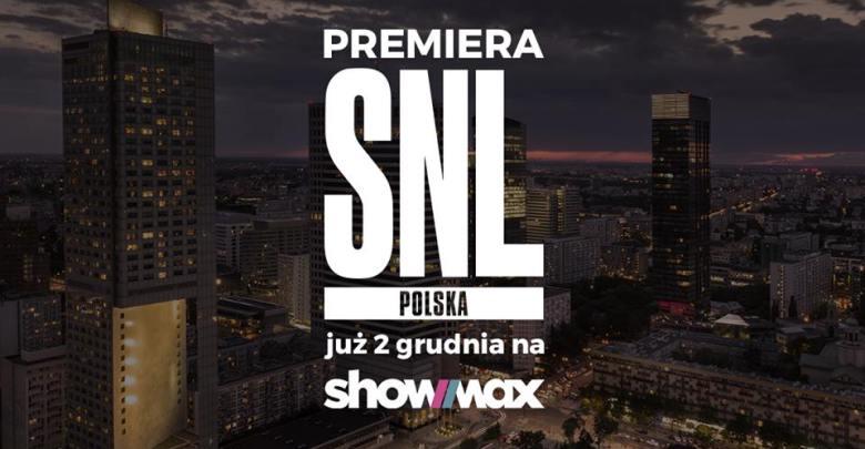 Saturday Night Live, SNL Polska, Showmax, Piotr Adamczyk, Robert Biedroń