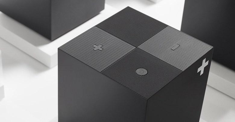 nc+, internetowy dekoder, le cube