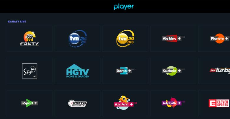 Canal+, Player+, nc+, Belfer