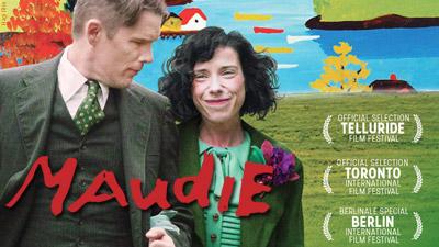 Cineman VOD prezentuje: Maudie